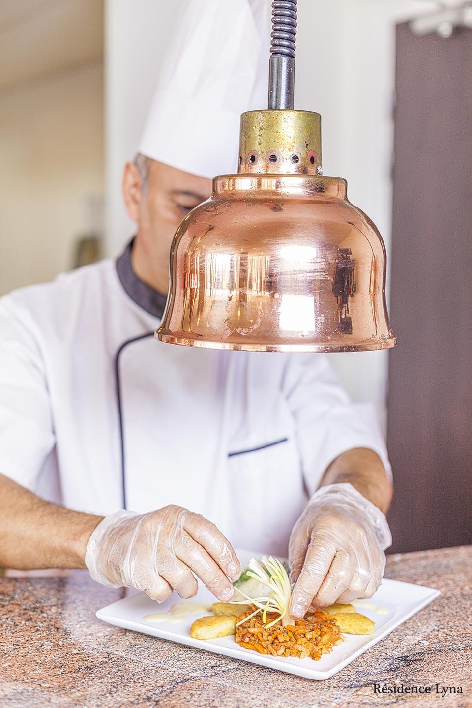 Résidence Lyna - Le restaurant (Medifar)