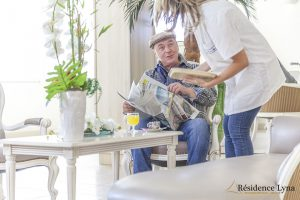 Résidence Lyna - La Résidence retraite (Medifar)
